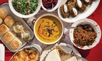 True Harvest: A Vegetarian Thanksgiving