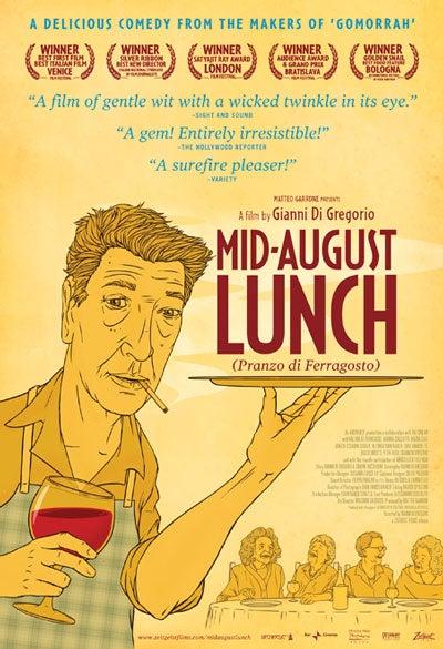 Dinner Theater: Unsung Food-focused Films