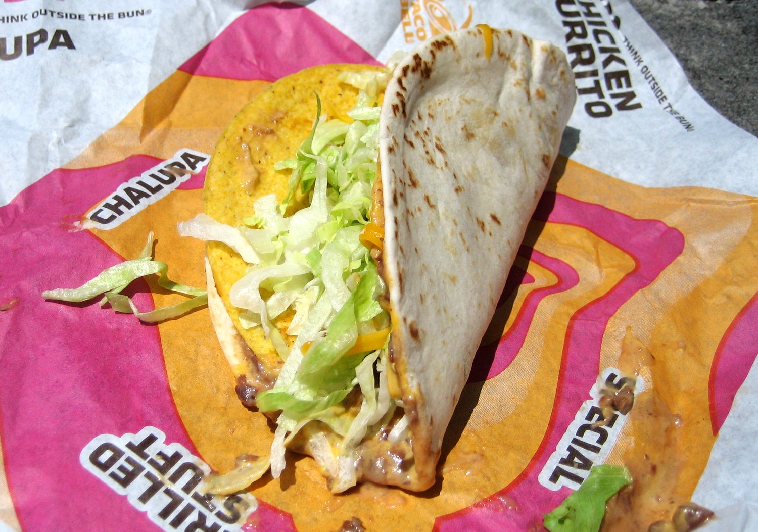 Weekend Reading: Taco Bell, The End of Avocados, Eating Acorns, and More