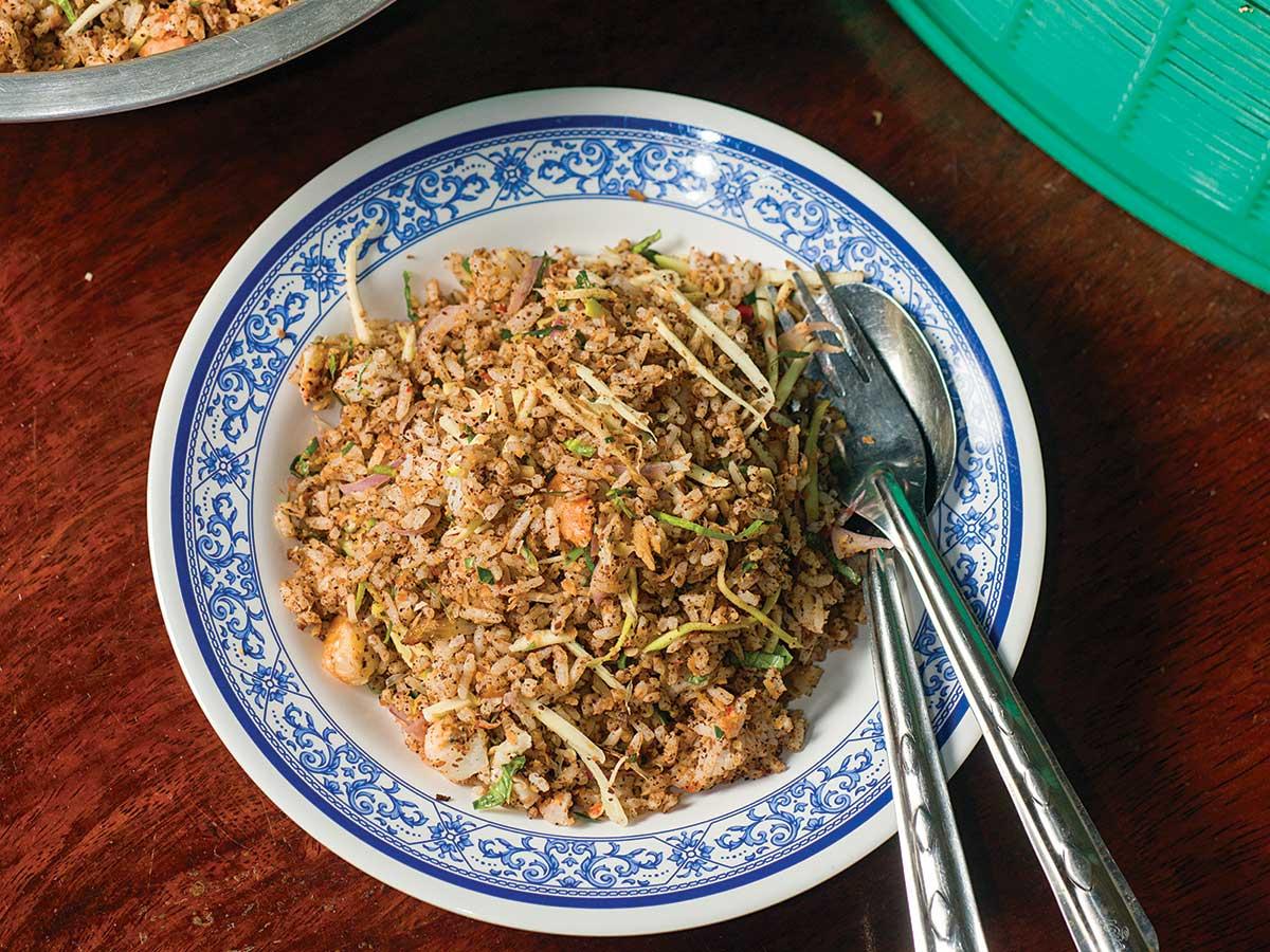 Southern Thai Rice Salad
