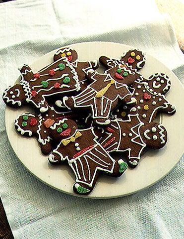 """Gingerbread"