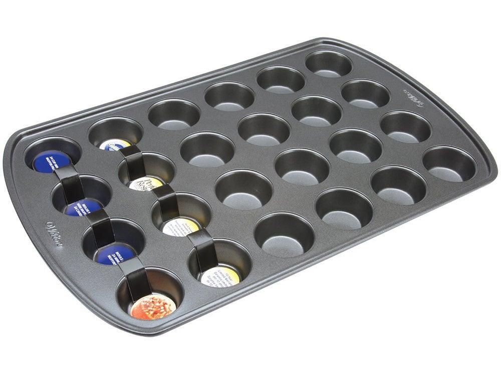 A Mini Muffin Tin