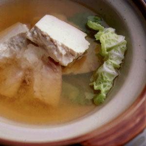 Yukinabe (Snowpot Soup)