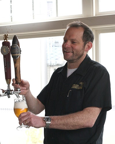 America's Brewers: Brewery Ommegang's Brewmaster Phil Leinhart