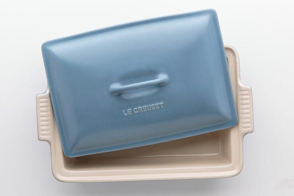 Le Creuset rectangular casserole