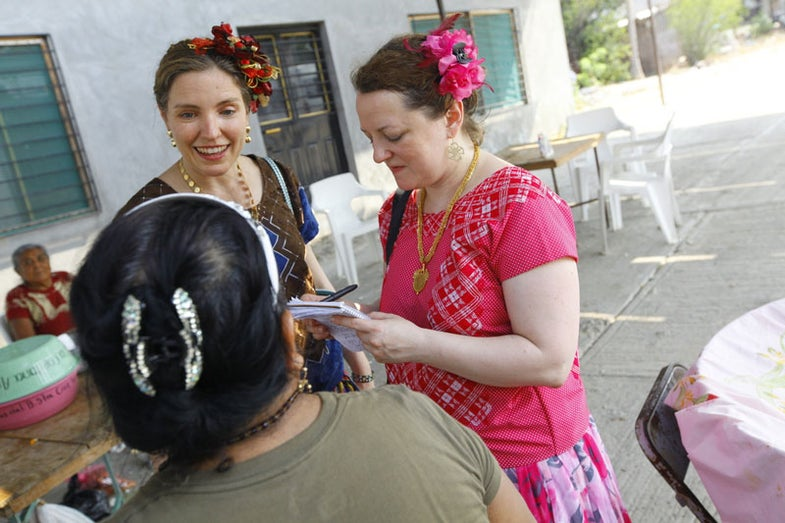 Behind the Story: Reporting in Juchitán