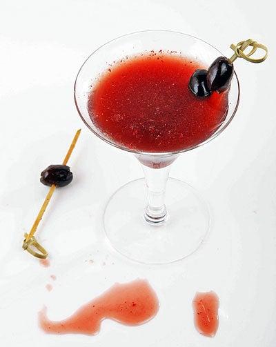 La Grande Parade de Paris Cocktail