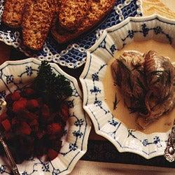 Beet and Herring Salad