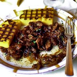 Fegato alla Veneziana (Calf's Liver and Onions)