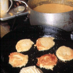Corn Meal Fritters