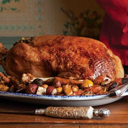 Menu: Christmas Goose Dinner