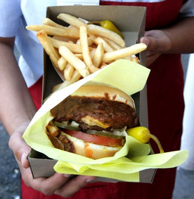 Share Your Favorite Burgers