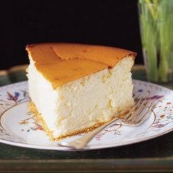 Craig Claiborne's Cheesecake