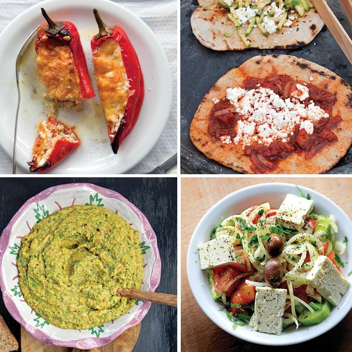 A Greek Summer Feast
