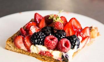 Francois Payard on The Perfect Fruit Tart