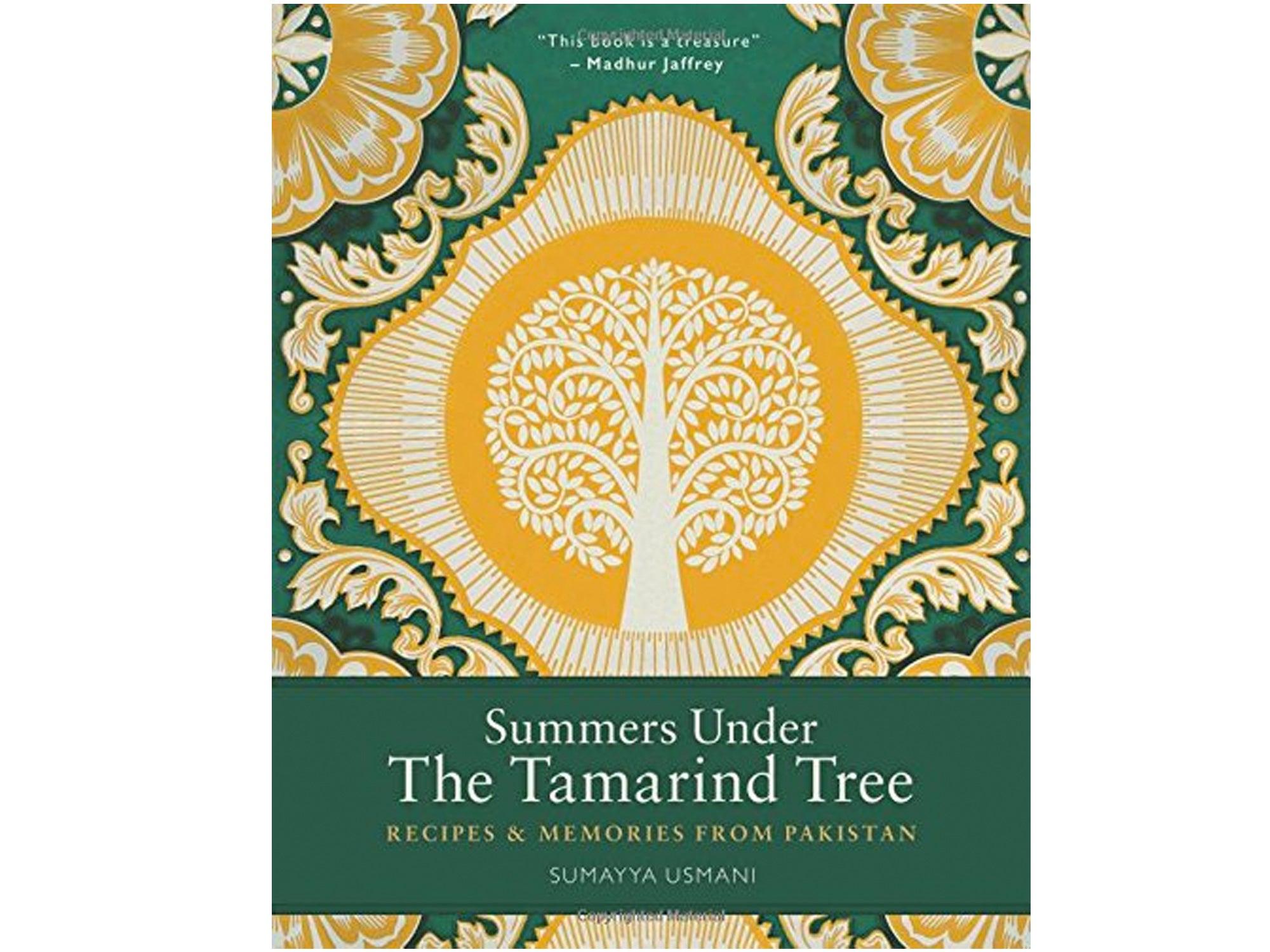 Summers Under the Tamarind Tree, cookbooks, pakastani cookbooks