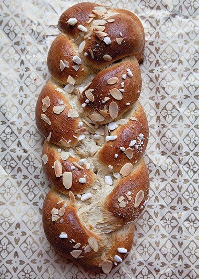 Pulla (Braided Cardamom Bread)