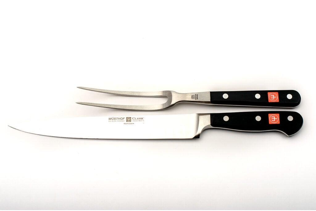 Wusthof Carving Knife Set
