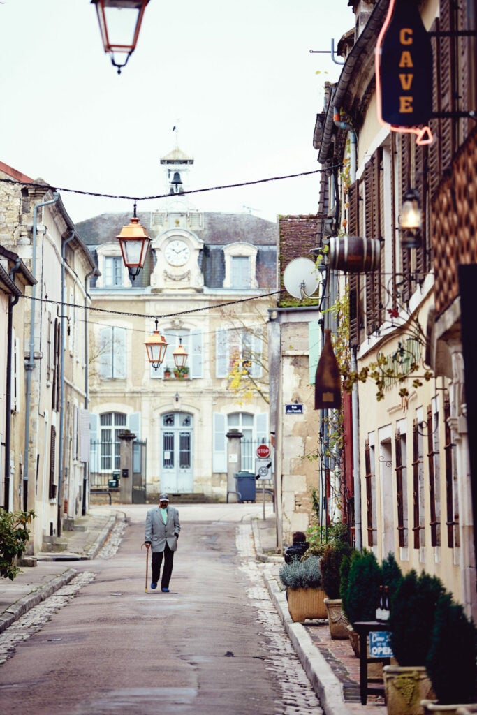 Town of Chablis