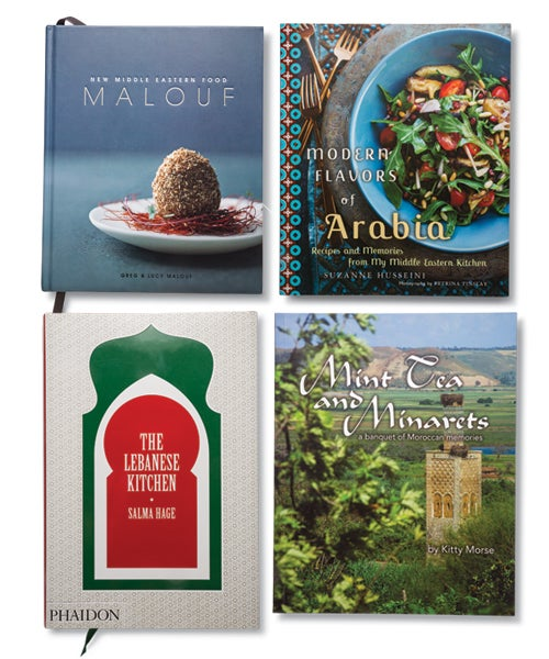 The Saveur Bookshelf: The Middle East, Revisited