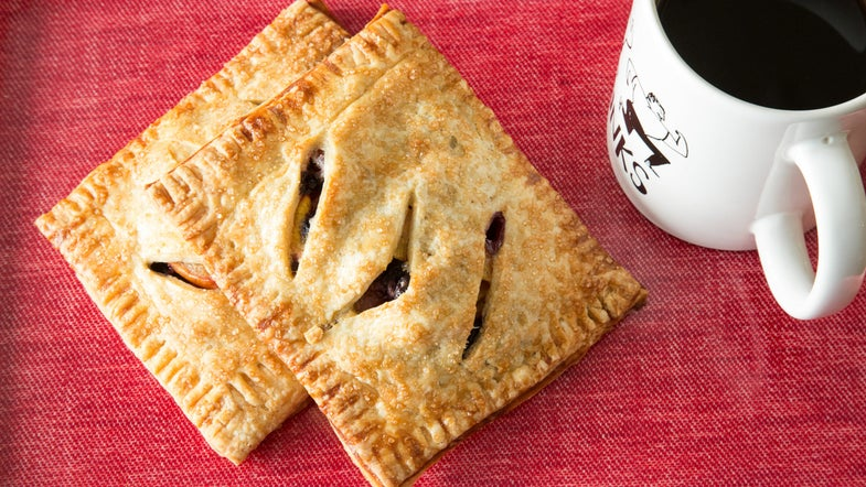 Video: Ovenly's Nectarine and Blueberry Hand Pies