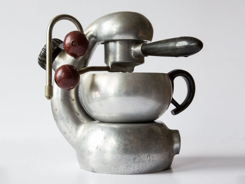 Collections: John McCormick's Vintage Espresso Makers