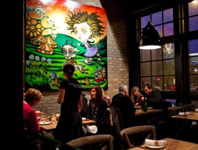 Restaurant Review: Girl & the Goat, Architect of Flavor