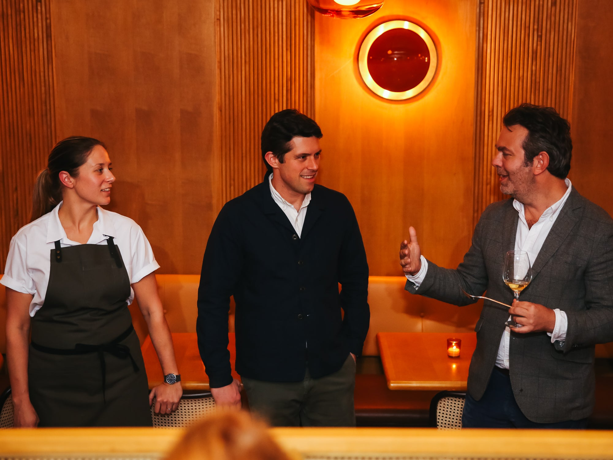 SAVEUR Celebrates the Much-Anticipated Opening of Fausto