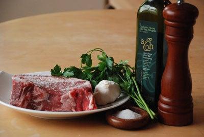 Italian Grilled Steak