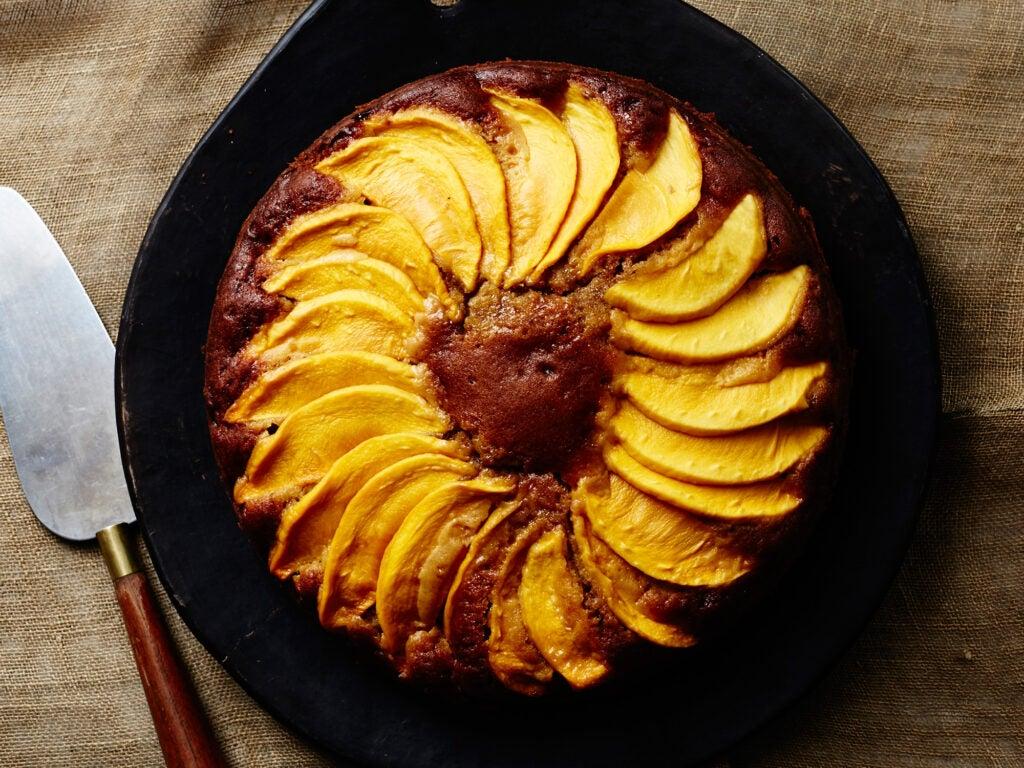Pumpkin Mango Cake, Senegalese Thanksgiving