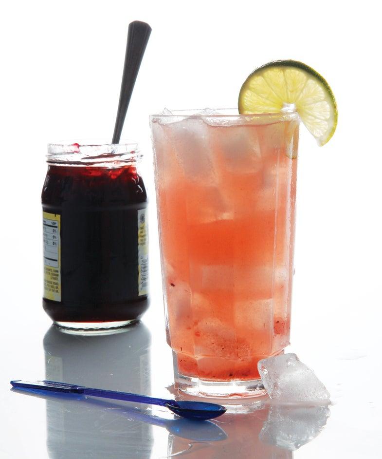 Preserves in Cocktails
