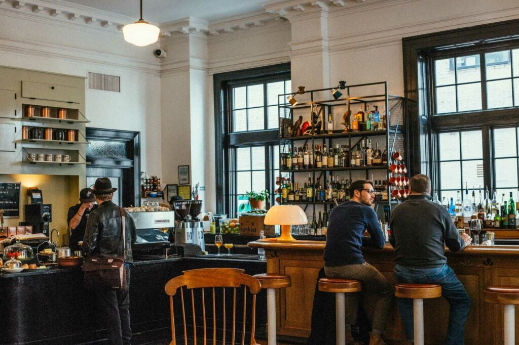 The ACE Hotel in Pittsburgh
