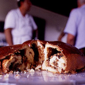 Friulian Fruitcake