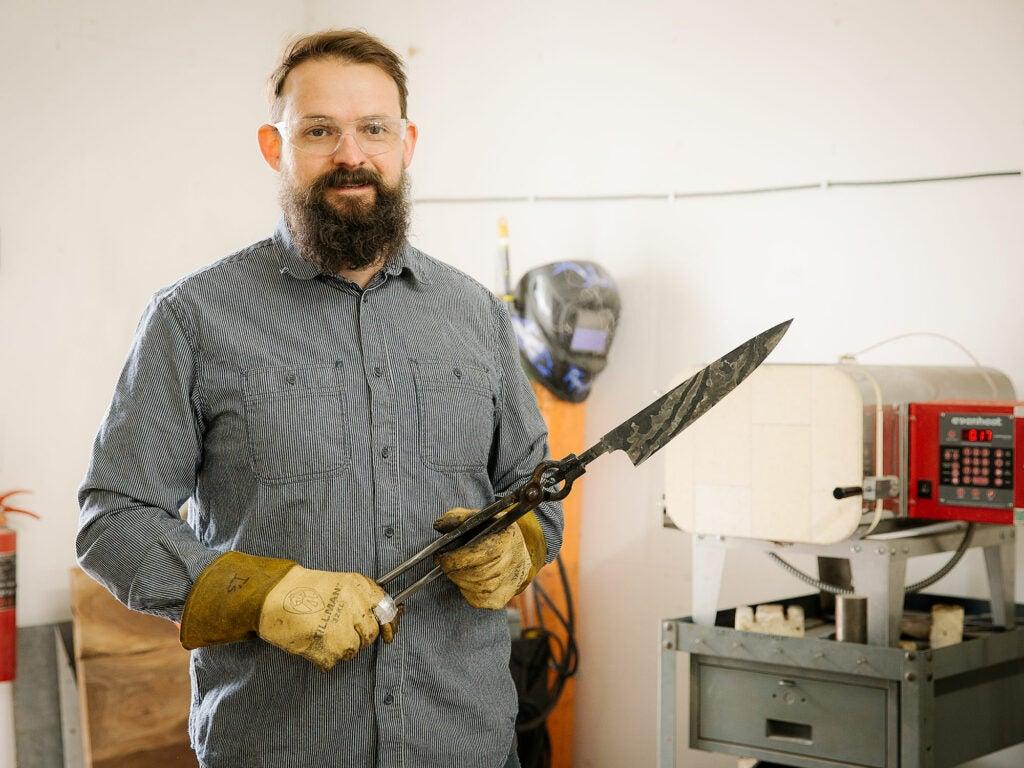 Isaiah Schroeder Knifeworks