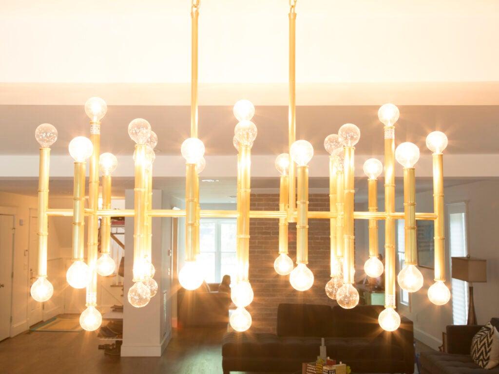 Julian Medina Dining Room Light Fixture