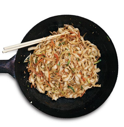 Everyday Fried Noodles (Tian Tian Chao Mian)