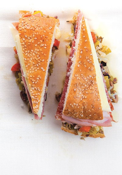 Big, Easy: New Orleans' Muffuletta