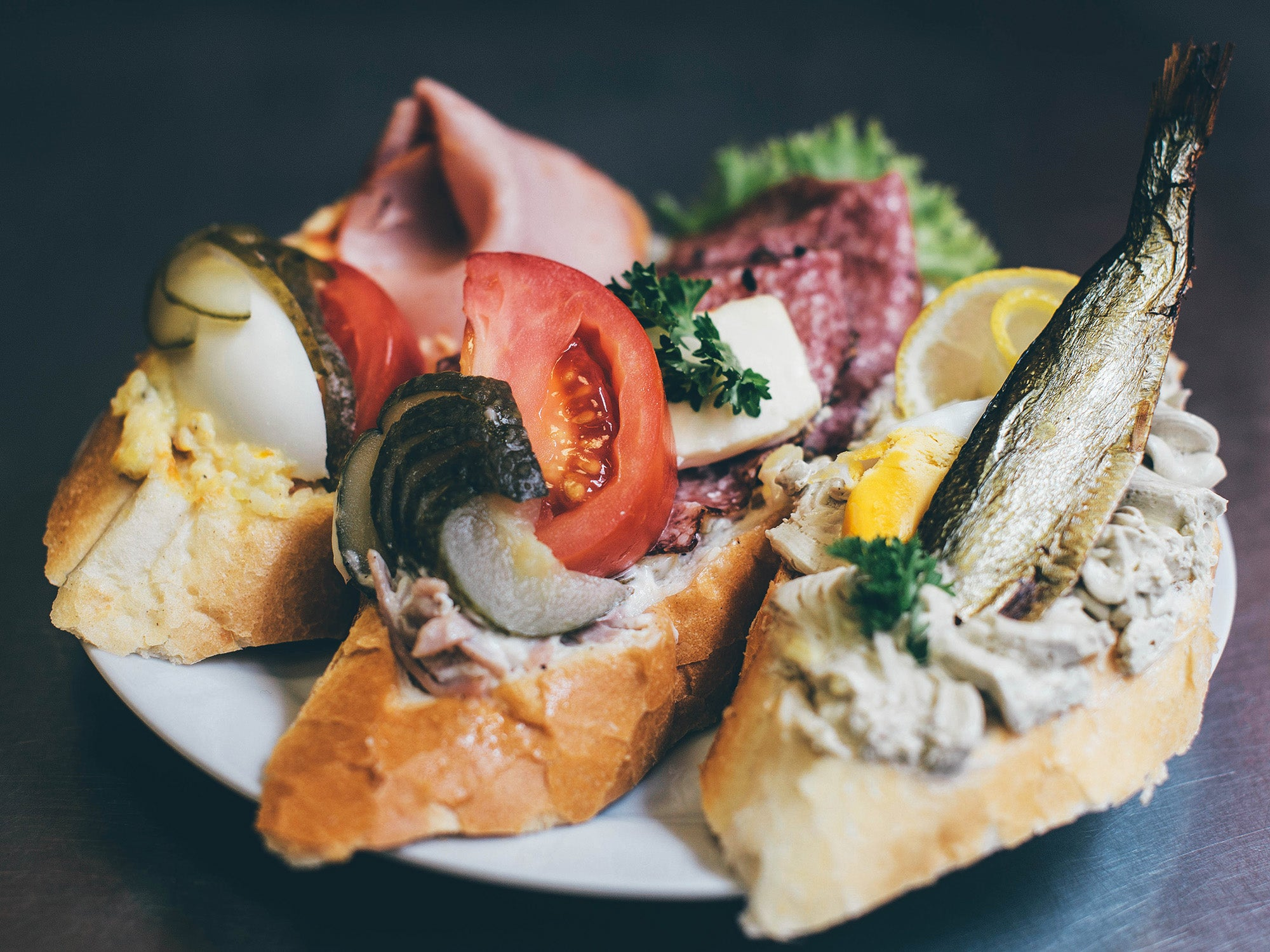 Visit the Century-Old Deli That Makes Prague's Favorite Sandwiches