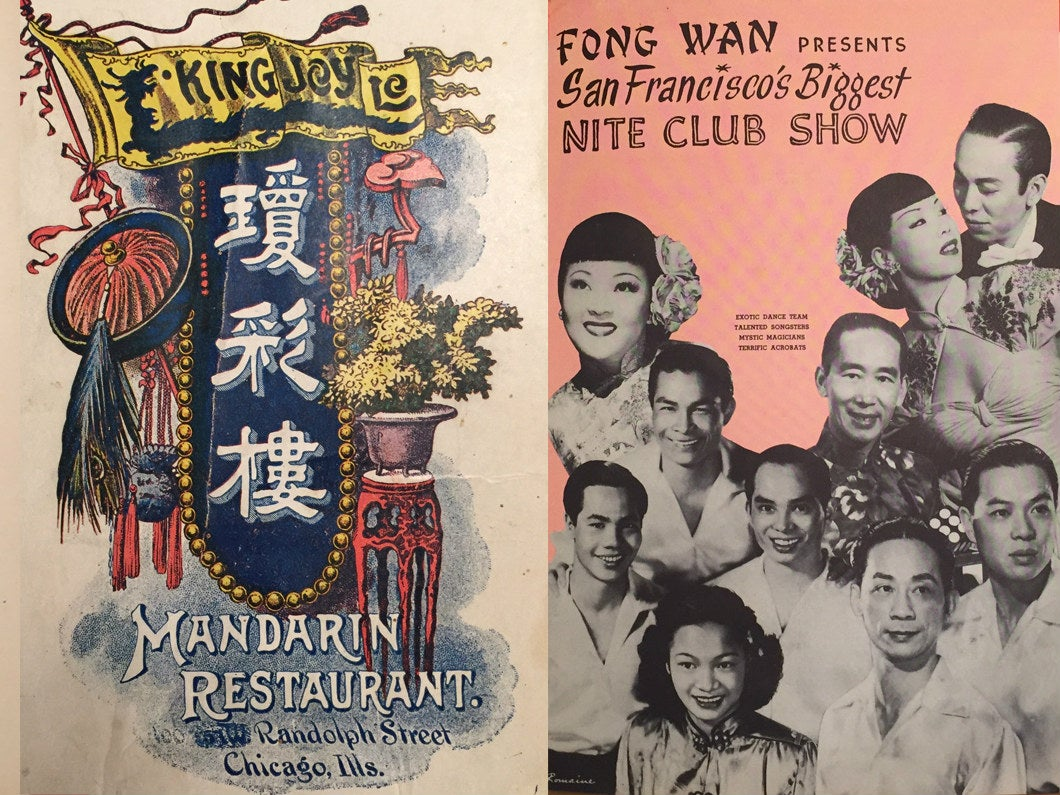 Chinese American Cuisine is Finally Getting its Own Museum Exhibit