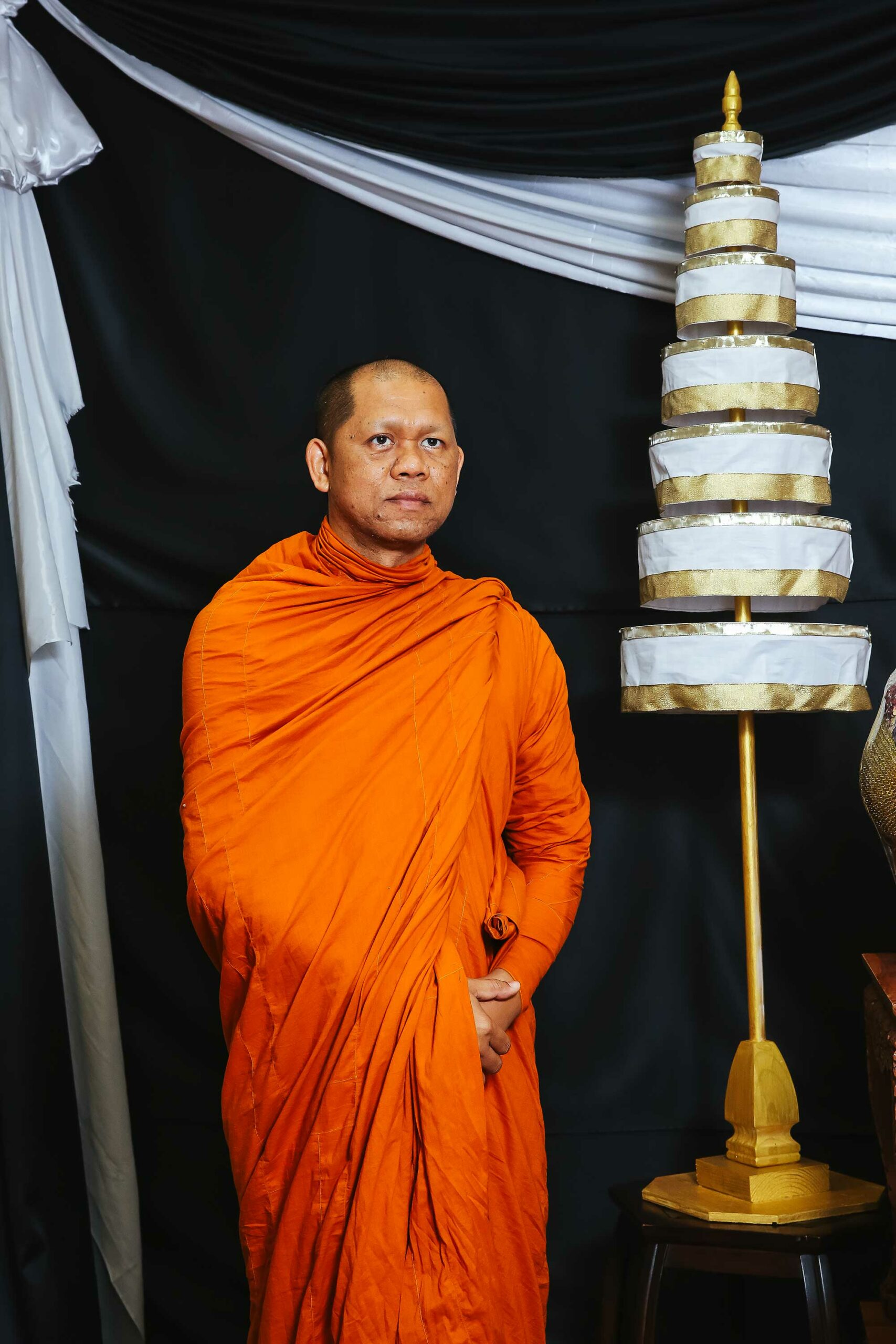 For These Buddhist Monks on the Morning Rice Run, Food is a Sacred Contract