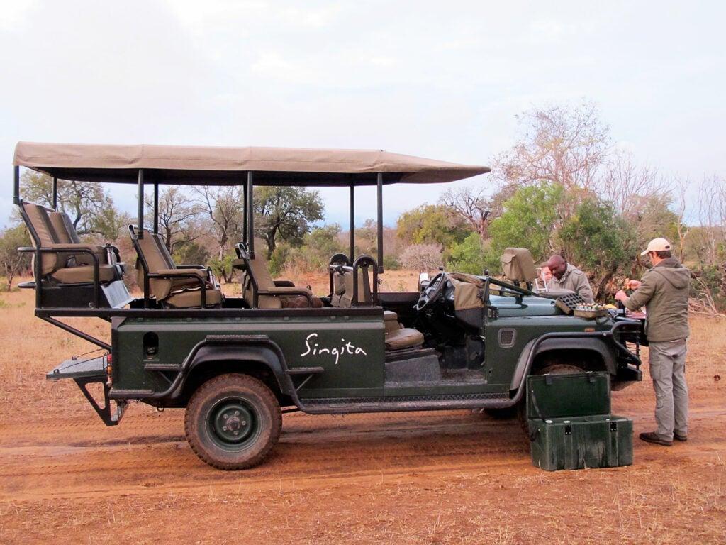 Sundowners Safari