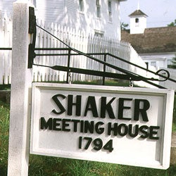 A Short History of the Shakers