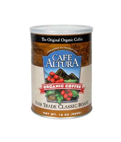 Cafe Altura Fair Trade Dark Roast Blend