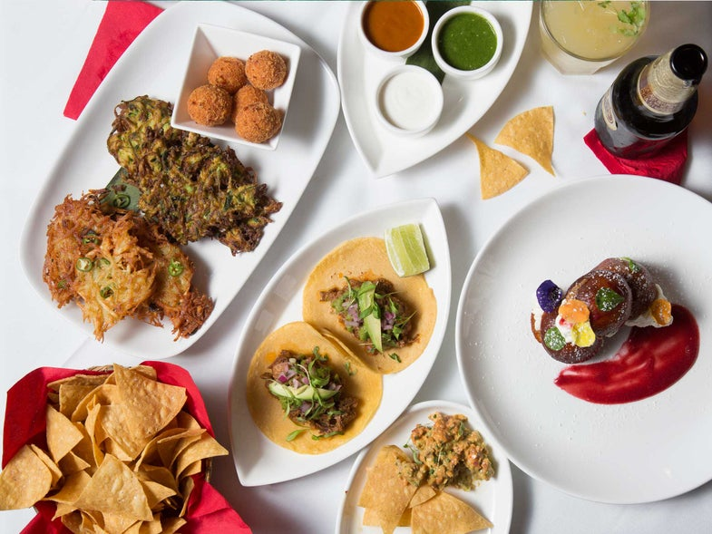 Give Your Hanukkah Spread a Mexican Spin