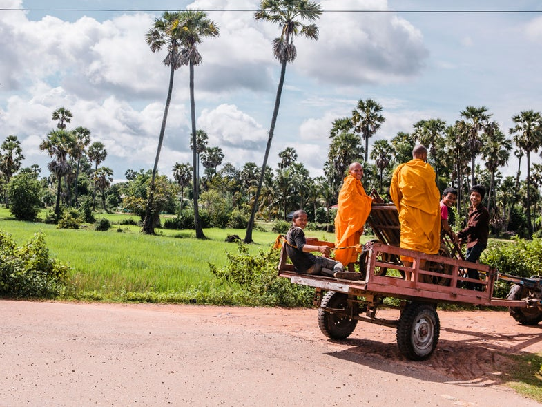 The New Tastes of Old Siem Reap