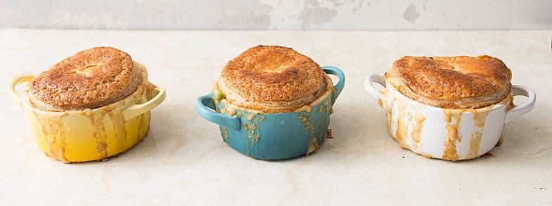 Go Around the World in Savory Pies