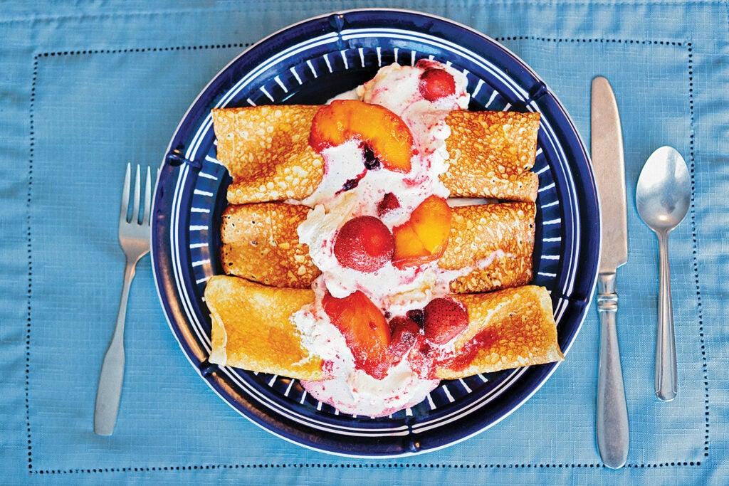 """""""breakfast,"""