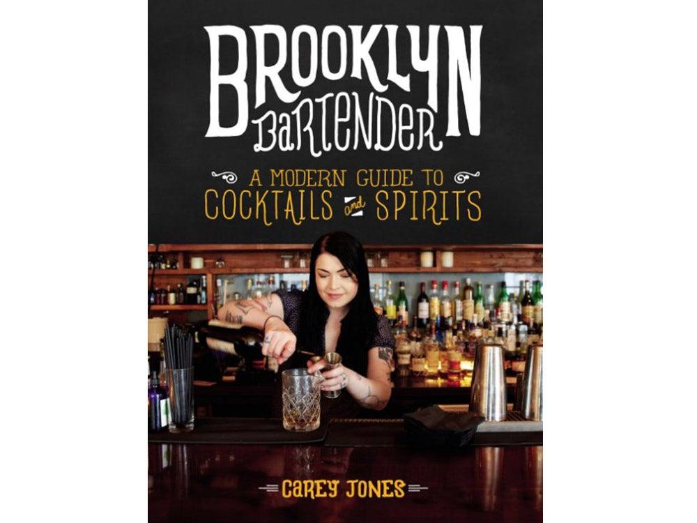 Brooklyn Bartender by Carey Jones