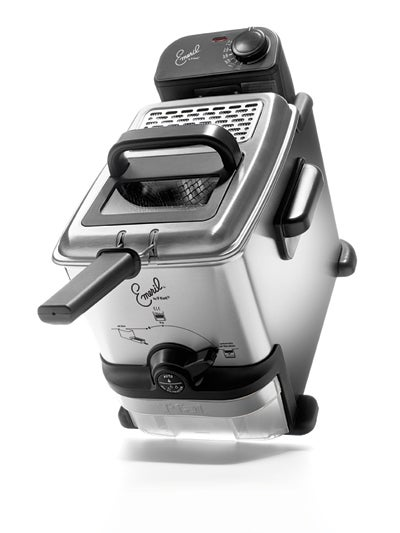 Stainless Steel 1.8 Liter Deep Fryer by Emeril from T-fal