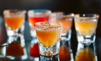 The Sweet and Spicy Tequila Shot You'll Only Find on the Mexican Border